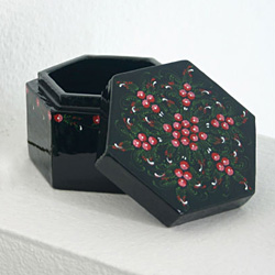 Handmade lacquerware from Thailand<