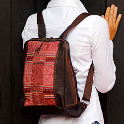 Handmade backpacks