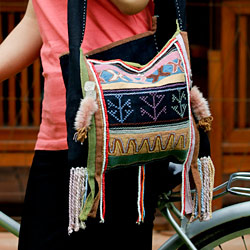 Thailand Hill Tribe Bags