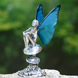 Collectible fairies figurines