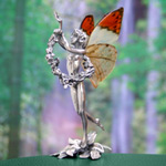 Fairy figurine, 'Lady Spring' (I)