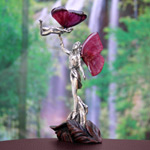 Fairy figurine, 'Maternal Love' (I)