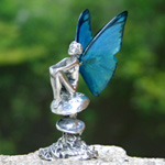 Fairy figurine, 'Reverie' (II)