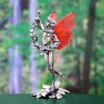 Fairy figurine, 'Lady Spring' (II)