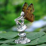 Fairy figurine, 'Reverie' (I)